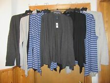 GAP Long Sleeve Wrap 2XL,XL,L,M ,some color 60% cotton 40% modal NWT