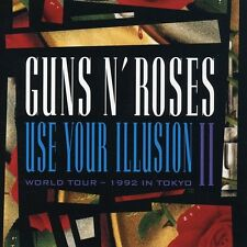 Guns N' Roses: Use Your Illusion II (2003, DVD NEW) Jewel Case