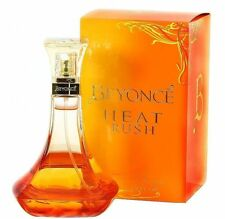 Womens Perfume Beyonce HEAT RUSH PERFUME FRAGRANCE Spray BRAND NEW 100 ml Boxed