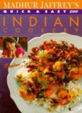 Madhur Jaffrey's Quick and Easy Indian Cookery (Quick & Easy Cookery) By Madhur