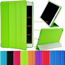 Ultra Slim Smart Leather Magnetic Stand Case Cover For Apple iPad Air / iPad 5