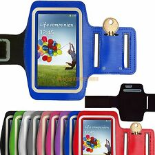 Sport Armband For Samsung i9500 Galaxy S4 Jogging Running Gym Pouch Case Cover