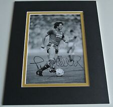 Jan Molby Signed Autograph 10x8 photo display Liverpool Football AFTAL & COA
