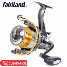 FRA3000-6000 10BB 5.1:1 Mirror Painting Fishing Spinning Reel w/ Spare Spool
