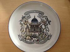 DENBY – Charles and Diana Wedding Commemorative Plate