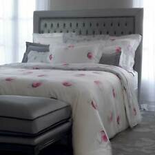 YVES DELORME - MAIJUIN ROSE PILLOW CASE 100% COTTON SATEEN 300TC  65% OFF RRP