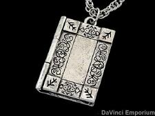 HP Lovecraft Necronomicon Necklace Sterling Silver The Call of Cthulhu