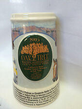 2005 OAK TREE RACING ASSOCIATION SANTA ANITA PARK LIMITED EDITION BEER STEIN