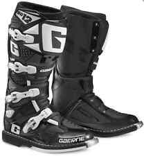 GAERNE MENS BLACK DUAL STAGE PIVOT SYSTEM OFFROAD BOOTS DIRT MX SX 9 10 11 12 13