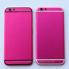 Hot Pink Replacement Back Rear Housing Cover for iPhone 6 & iPhone 6 Plus