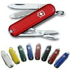 8 Colours to choose from VICTORINOX Swiss Army Knife Classic Tool 0.6223