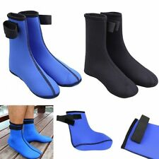 3mm Boots Neoprene Diving Scuba Surfing Swimming Watersport Socks Snorkeling