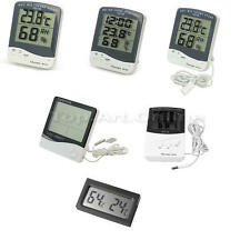 New Practical All kinds Portable Indoor/Outdoor Digital Thermometer Hygrometer