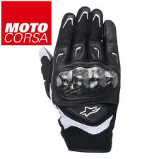 Alpinestars Stella SMX 2 Motorcycle Gloves Bk/Wh