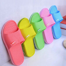 Female Men Bathroom Slippers Household  Shower Sandals Indoor Shoes Comfy Slides