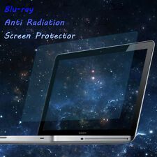 Anti Fatigue Blue Clear Screen Protector For MacBook 11 12 13 15 Air Pro Retina