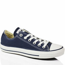 New Converse All Star Chuck Taylor Canvas Ox Navy Unisex Low Shoes M9697