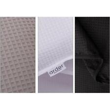 New ARDOR AUSTRALIA 100% Cotton Waffle Blanket King Queen Bed 3 colours RRP $190