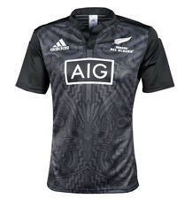New Zealand Mens Maori All Blacks 2015/2016 Rugby Jersey
