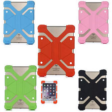 """Shockproof for Most 7"""" 7.9"""" 8Inch tablet Universal Soft Silicone Case Cover Skin"""