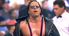 Bret The Hitman Hart - WWE / WWF Wrestling poster print picture photo 017