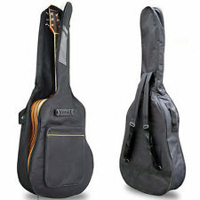 Acoustic Guitar Double Straps Padded Guitar Soft Case Gig Bag Backpack BE