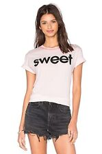 NEW WILDFOX COUTURE SWEET GRAPEFRUIT VINTAGE TEE SHIRT TOP XS S M L