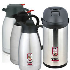 Orbit® Stainless Steel Thermal Airpot/Jug Range For Hot And Cold Beverages