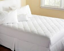 Cassidy Collection Premium Comfort Hypoallergenic Fitted Mattress Pad