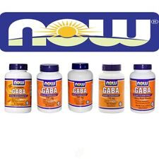Now Foods GABA all sizes - select option