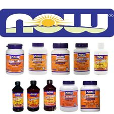 Now Foods CARNITINE all sizes - select option