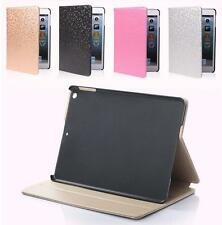 Luxury Diamond Folio Stand Smart Leather Case Cover for iPad 2/3/4 iPad 5/6 Air