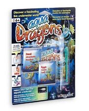 Aqua Dragon Jurassic Sea Dragon Underwater World Tank Aquarium Deluxe Refills