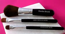 COMPARE BARE ESCENTUALS CONCEALER, EYESHADOW, POWDER BRUSH MAKEUP BRUSH
