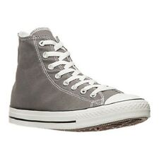 New Converse Chuck Taylor All Star Hi Top Trainers Shoes Charcoal 1J793