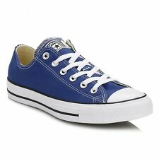 New Converse Chuck Taylor All Star Ox Blue 151177C Low Trainers Shoes Sneakers