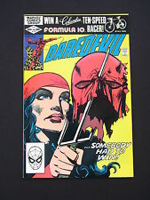Daredevil #179 VF 1982  Elektra App.  Frank Miller Art and Story  Marvel Comics
