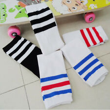 New Unisex Rugby Socks Hockey Soccer Sports Stockings Breathable Striped Socks