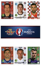 Adrenalyn XL UEFA Euro 2016 Trading Cards. Individual Expert Cards