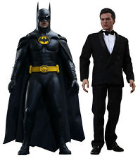 Batman Returns Movie Masterpiece Action Figure 2-Pack 1/6 Batman & Bruce Wayne 3