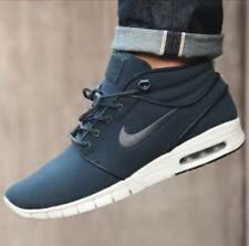 Mens Nike Stefan Janoski Max Mid L SB Retro Casual Trainers Ltd Edition RRP£110