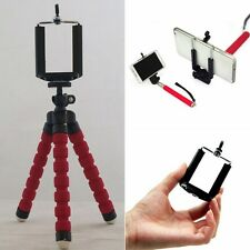 Flexible Octopus Stand Tripod Mount Phone Holder for iPhone Phone Digital Camera