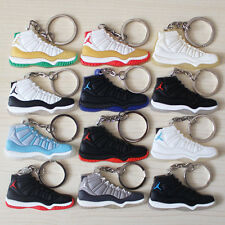 JD11 Boost Style Silicone Keychain Sneaker basketball shoes Keychain