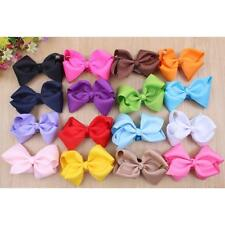 Newborn Baby Girl's Headband Infant Bow Hair Band Hairwear Hair Accessories Cute