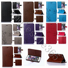 For Sony Ericsson Wallet Cards PU Leather Stand Case Protection Cover Pouch Skin