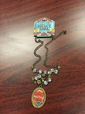 DEMDACO MELODY ROSS BRAVE GIRL LOVE MATTERS MOST NECKLACE