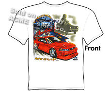 Ford Mustang Clothing Mustang GT T Shirt Muscle Car Tees Sz M L XL 2XL 3XL