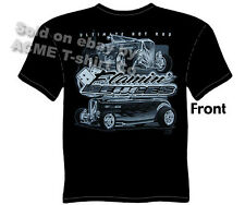 Hot Rod T Shirts Ford Shirt Automotive Shirts 1932 32 Roadster Flamin' Deuces