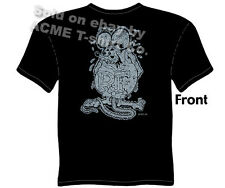 Ratfink T Shirts Ed Roth Rat Fink Big Daddy Clothing Ed Roth T Shirts Distressed
