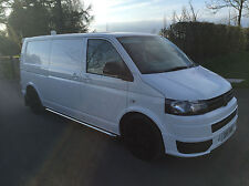 VW TRANSPORTER T5 SPORTLINE SPEC T30 140PS LWB 6 SPEED ***FULLY LOADED***